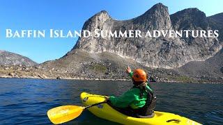 Baffin Island Summer Adventures