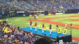2017/11/04 第43回 社会人野球日本選手権 日本通運応援団