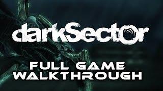 PS3 Longplay [021] Dark Sector - Full Game Walkthrough