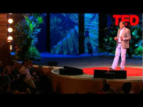 Mark Pagel: How language transformed humanity - YouTube