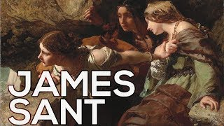 James Sant: A collection of 88 paintings (HD)