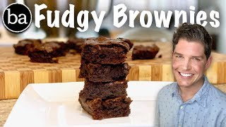 How to Make the BEST Fudgy Cocoa Brownies: Bon Appétit Test #26