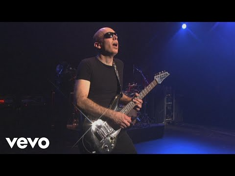 Joe Satriani - The Meaning of Love (from Satriani LIVE!)
