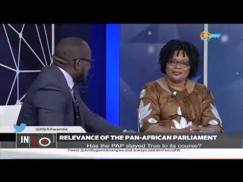 Relevance Of Pan-African Parliament