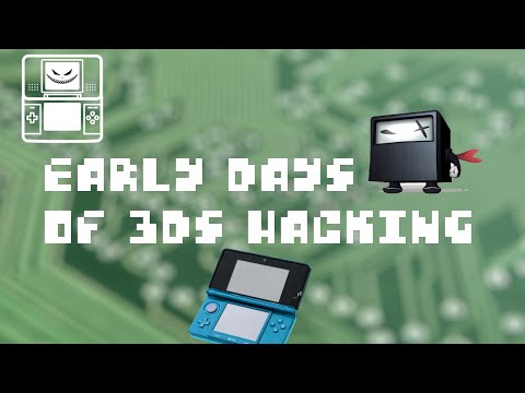 How A Terrible Game Cracked The 3DS's Security - Early Days Of 3DS Hacking