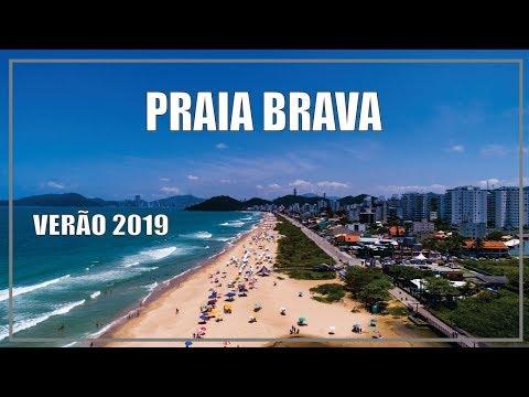 PRAIA BRAVA VERÃO 2019 - Itajaí - Santa Catarina