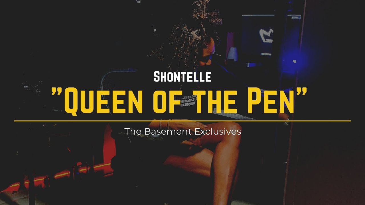 """Shontelle Exclusive Interview - """"Queen of the Pen"""""""