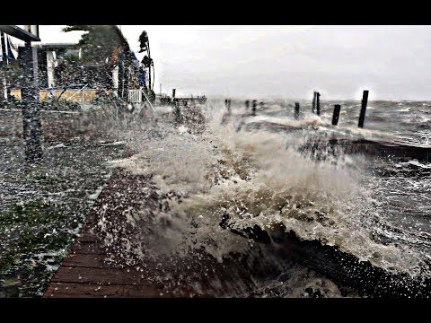 PUERTO RICO GETTING BATTERED HURRICANE MARIA (SEP. 20, 2017)#MARIA, #HURRICANE MARIA,#HURRICANEMARIA