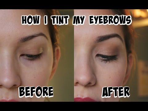 godefroy instant eyebrow tint instructions