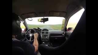 Heedz GDS XV Thunderhill 5 Mile Subaru WRX 12/21/14