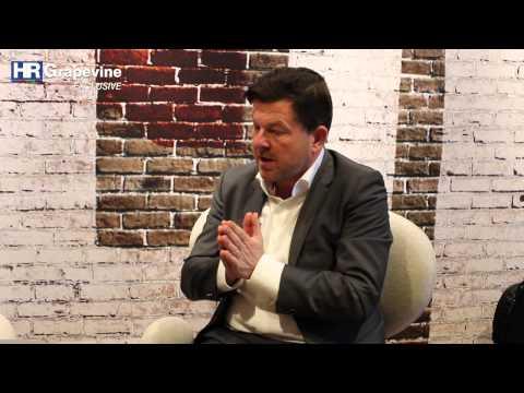 HR Grapevine interviews McDonalds' Chief People Officer, Europe, David Fairhurst