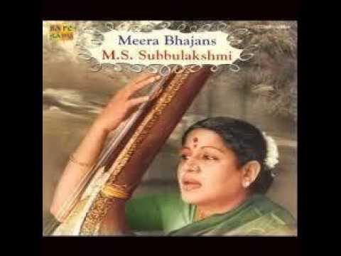 MS Subbulakshmi Radha Viswanathan-Bhajan-Ghadi Ek Nahi-Mishra Jogiya-Indira Devi