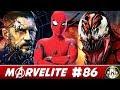 Sony & Marvel Future of Spider-Man Venom Crossover | Marvelite #86