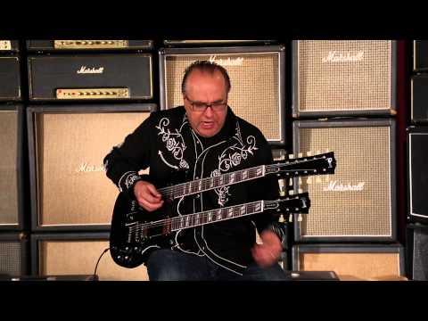 Gibson Custom Shop Benchmark Limited Run Mid 60's EDS-1275 Double Neck  •  SN: CS403795