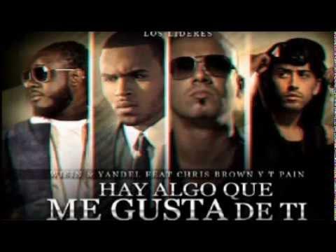 Algo Me Gusta De Ti (Version Ingles) - Wisin & Yandel Ft Chris Brown  T- Pain (Coyote The Show)