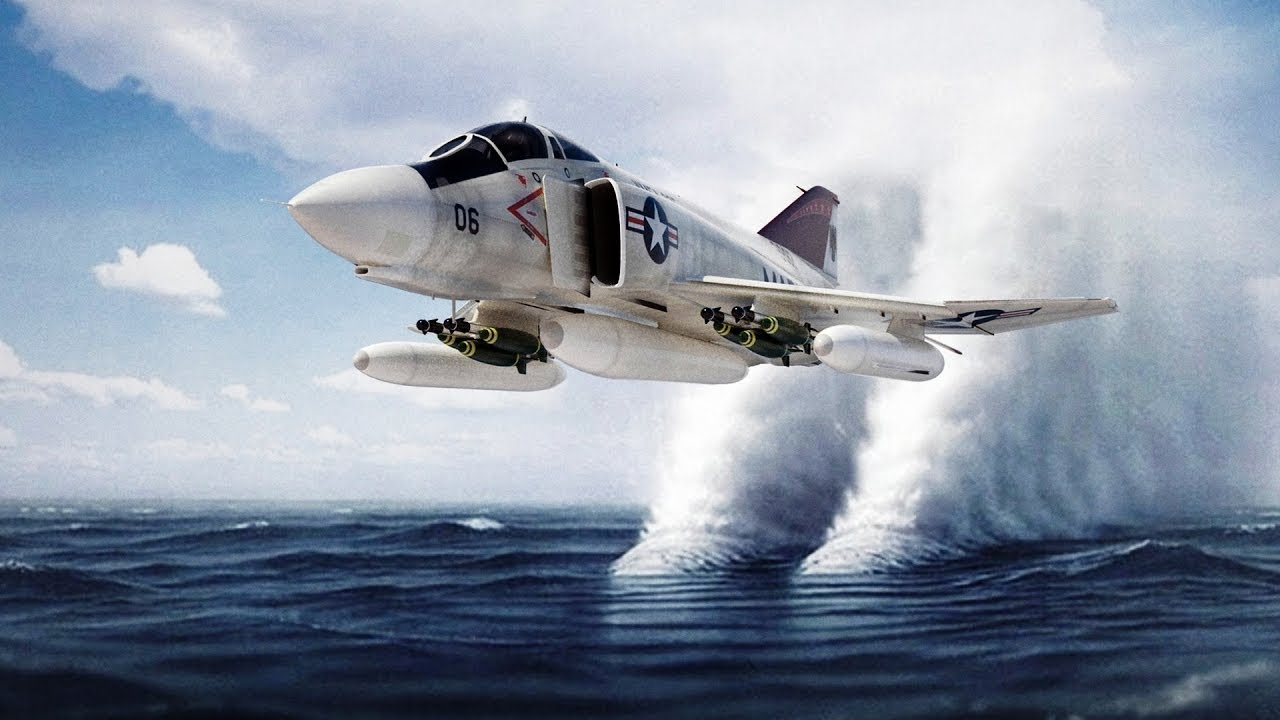 how to fighter jets fly sideways