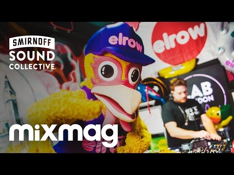 ELROW in The Lab LDN - Eats Everything ,Toni Varga & De La Swing