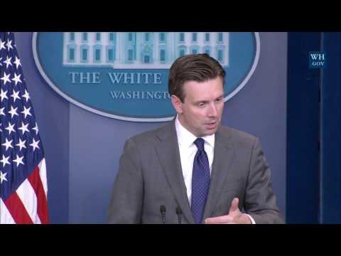 10/5/16: White House Press Briefing