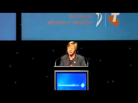 2009 Telstra Australian Capital Territory Business Woman of the Year