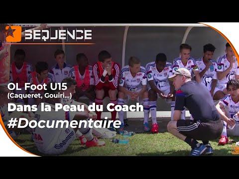 Dans La Peau Du Coach - Documentaire  - OL Foot U15