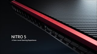 Nitro 5 : A New-Level Gaming Experience | Acer