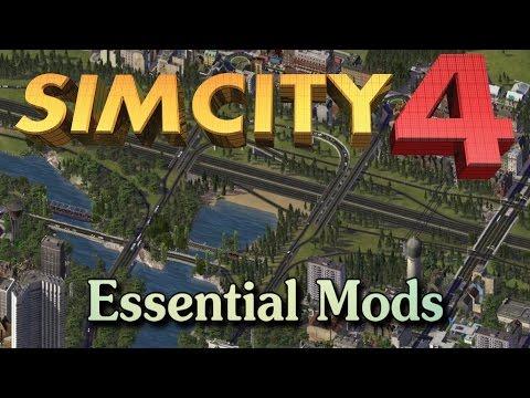 Sim City 4- Essential Mods