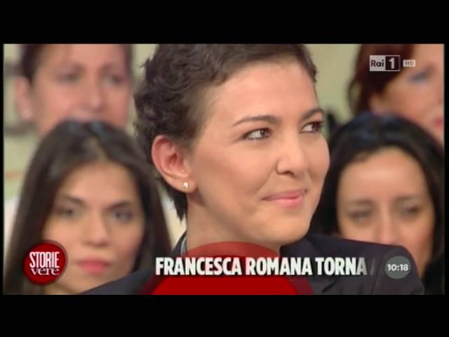 Storie Vere - Francesca in studio - #DajeFrancy