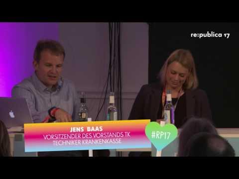 re:publica 2017 – Play it safe - die elektronische Gesundheitsakte und der Datenschutz on YouTube