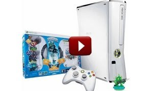 Skylanders Xbox 360 console bundle