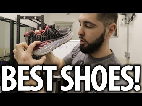 Best Shoes For Knee and Foot Pain! (Plantar Fasciitis and Patellar Tendonitis) NO MORE PAIN!