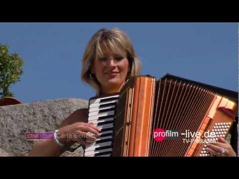 Carla Scheithe - 'Tanzende Finger' von Heinz Gerlach - Profilm-Live TV produktion