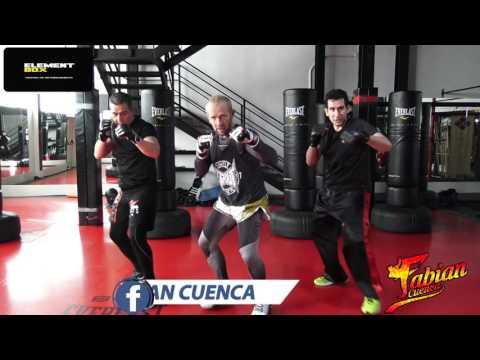 "CKB ""DON´T TELL ME"" Adaptado para Fitness de Combate Fabián Cuenca"