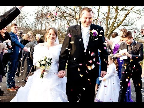 Stacey and James get Married in Lincoln