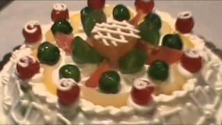 Venice Bakery - Garfield, N.j. - Cassata Siciliana Italian Dessert Cake