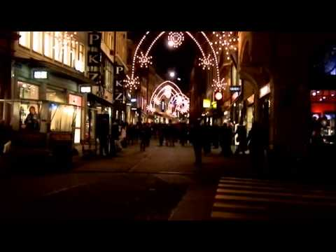 Switzerland Shopping Basel-City . TIME LAPSE . Schweiz Suisse Svizzera Swiss