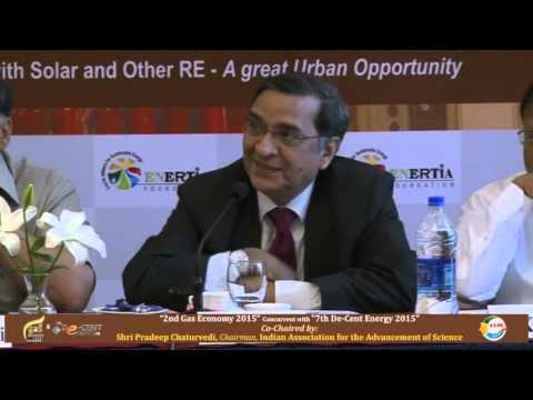 """2nd GAS Economy Conclave 2015 concurrent with 7th De-Cent Energy 2015"" - Part 2"