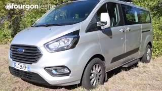 """Gambar cover Découvrez le Ford Tourneo Custom """"Série Spéciale YATOO Extreme"""""""
