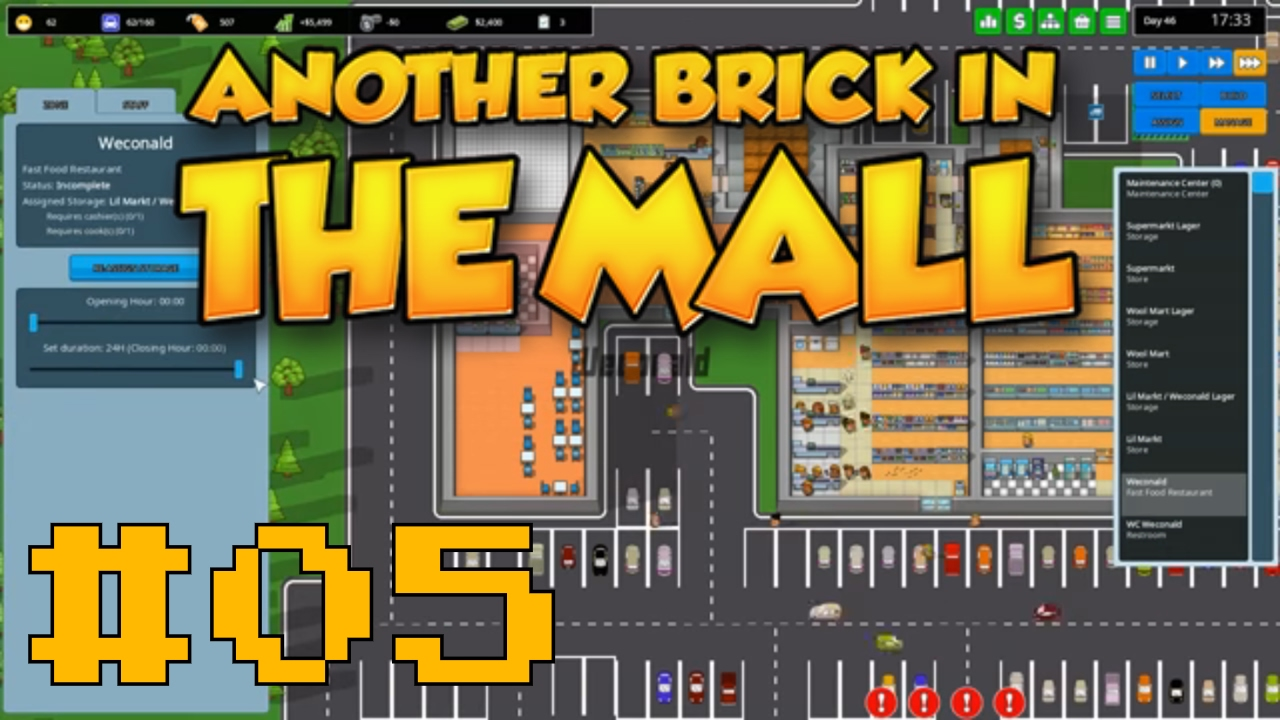 another brick in the mall free