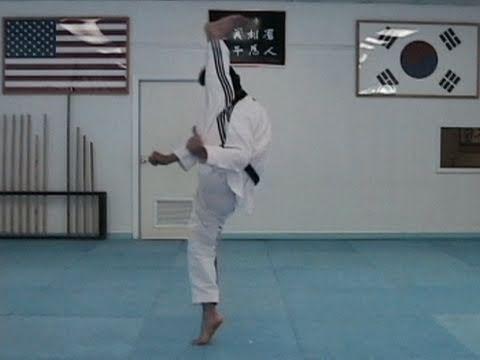 Taekwondo Axe Kick Tutorial | TaekwonWoo How to