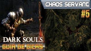 Dark Souls Dicas: Covenant Chaos Servant, Benefícios e Rank - Parte 5