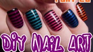 100 DIY Nail Art Best Compilation #20