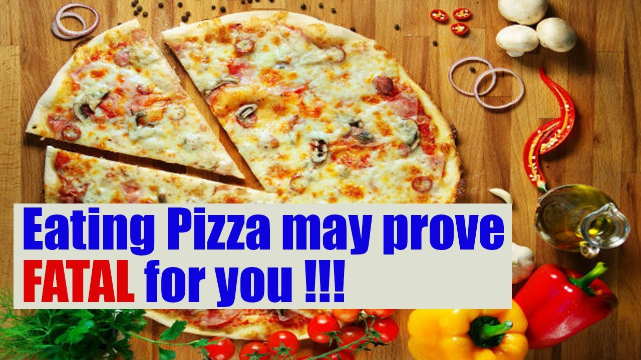 Why Pizza is EXTREMELY Unhealthy ! | Health tips