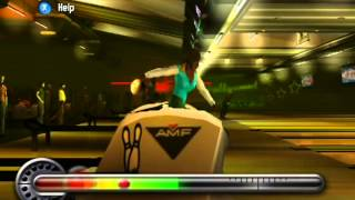 AMF Extreme Bowling 2006 - Xbox Gameplay