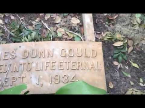 Christ Church cemetery, St. Simons Isl., Ga.