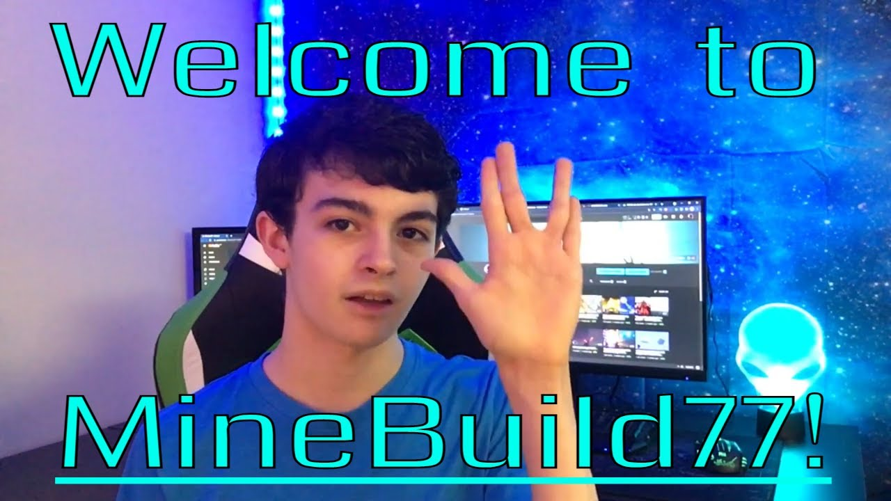 Welcome To MineBuild77.
