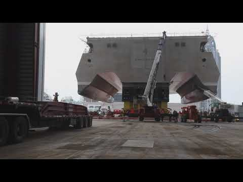 Austal LCS Coronado - Mega Movers - Heavy Transport & Super Loads!