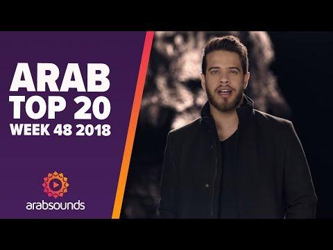TOP 20 ARABIC SONGS (WEEK 48, 2018): Adham Nabulsi, Manal, Saif Nabeel & more!