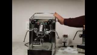 Isomac Tea & Millenium Version 3 Espresso Machines with Cool Touch Wands