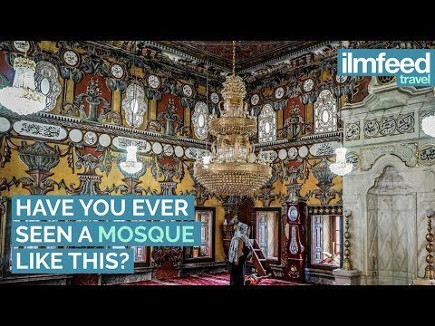 Have You Ever Seen A Mosque Like This?