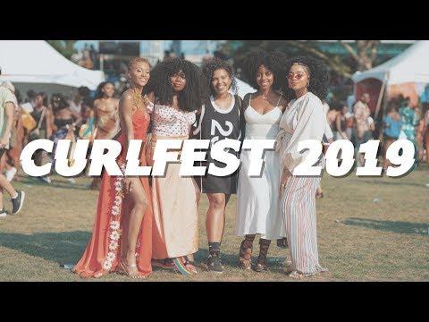 #CURLFEST 2019 VLOG
